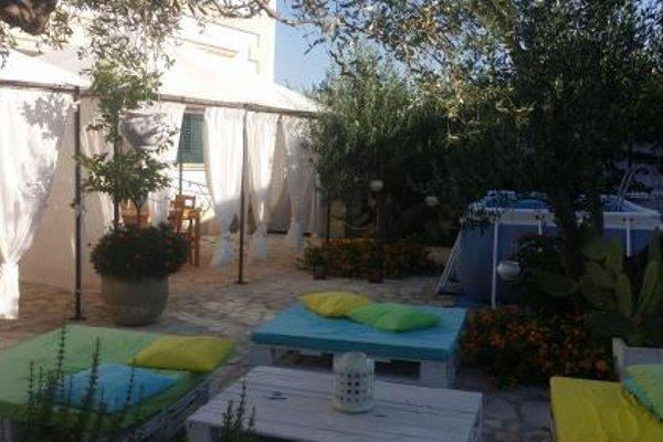 Corte del sole, casa vacanze - фото 15