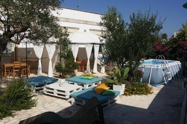 Corte del sole, casa vacanze - фото 17