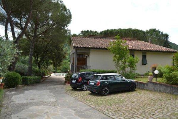 B&B Villa Il Poggiolino - фото 9