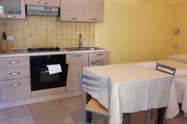 Residence Conchiglia Aparthotel - фото 16