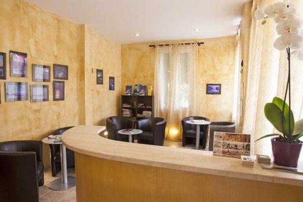 Residence Conchiglia Aparthotel - фото 20