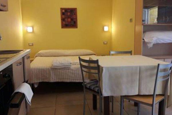 Residence Conchiglia Aparthotel - фото 7
