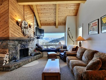 Апартаменты Beaverhead Condos at Big Sky Resort