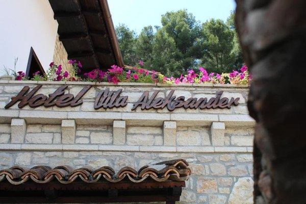 Hotel Vila Aleksander - 22