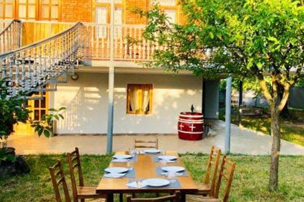 Guesthouse Zedafoni - фото 4