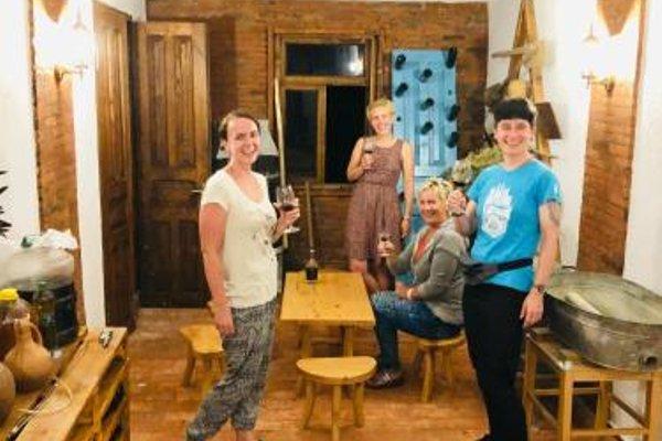 Guesthouse Zedafoni - фото 5