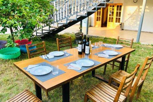 Guesthouse Zedafoni - фото 6