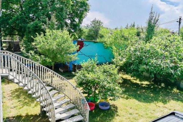 Guesthouse Zedafoni - фото 7