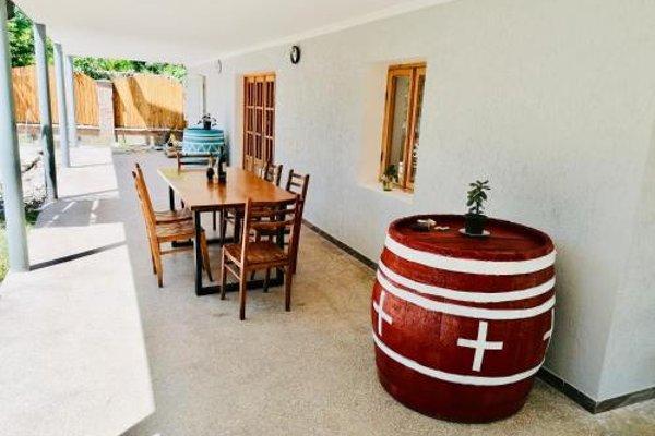 Guesthouse Zedafoni - фото 9