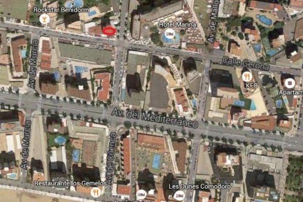 Apartamentos Niza - фото 20
