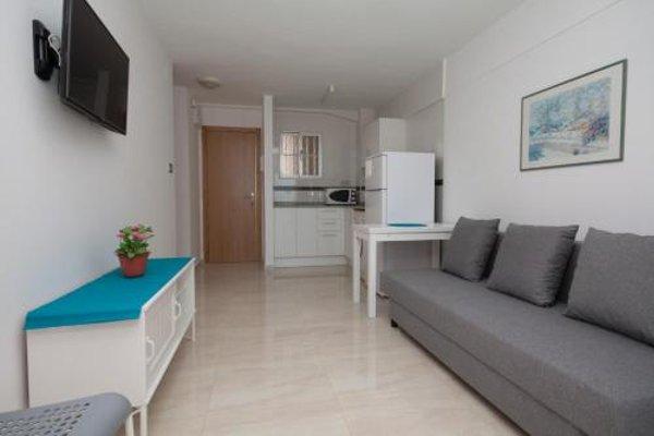Apartamentos Niza - фото 23