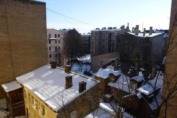 RigaCenter apartment - фото 42