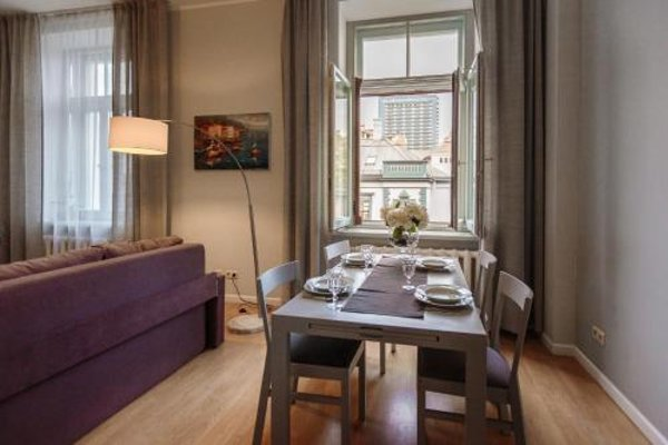 Bearsleys Downtown Apartments - фото 16