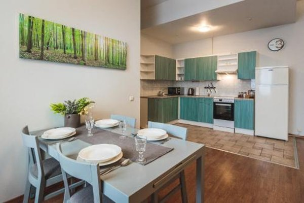 Bearsleys Downtown Apartments - фото 19