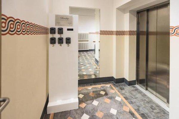 Bearsleys Downtown Apartments - фото 20