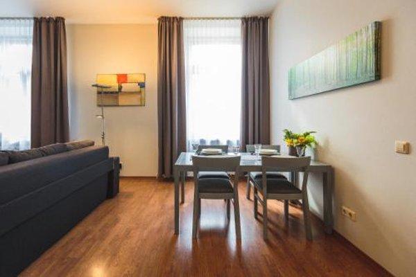Bearsleys Downtown Apartments - фото 8