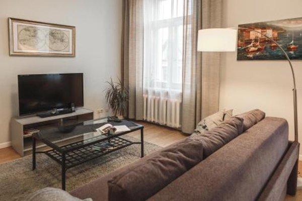 Bearsleys Downtown Apartments - фото 9