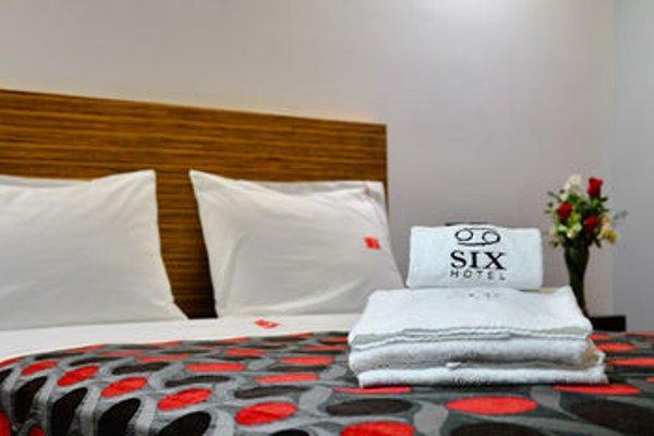 Six Hotel - фото 47