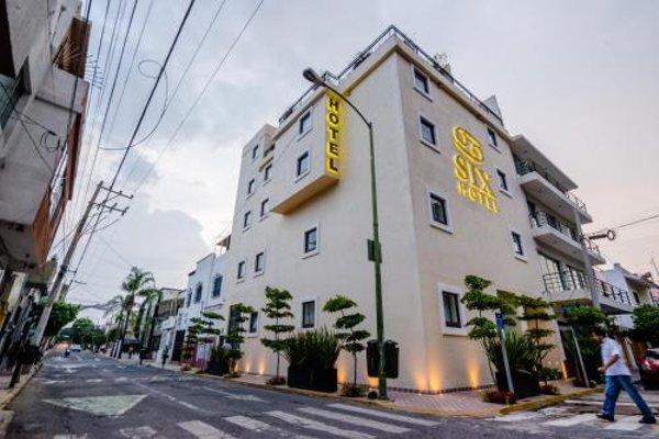 Six Hotel - фото 23