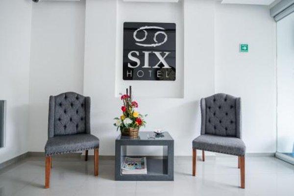 Six Hotel - фото 8