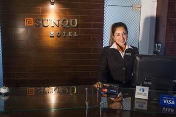 Hotel Sunqu - фото 21