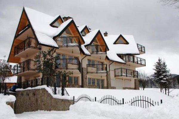 Apartamenty Toporowa Cyrhla - фото 14