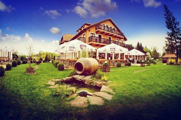 Hotel Sloneczny Brzeg - 16