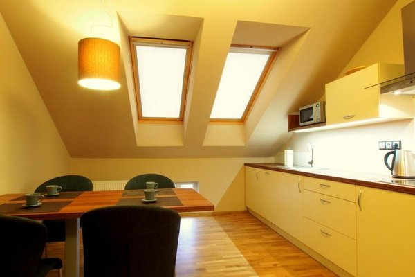 Solna Apartments - фото 14