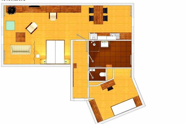 Solna Apartments - фото 18