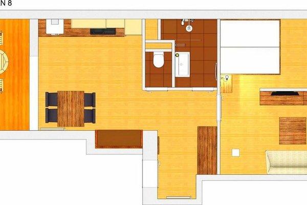 Solna Apartments - фото 19