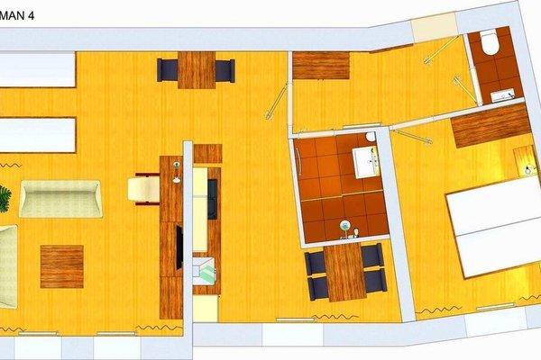 Solna Apartments - фото 20