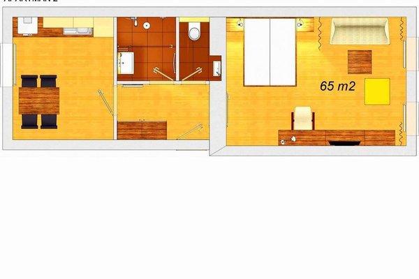 Solna Apartments - фото 21