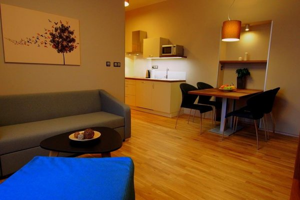 Solna Apartments - фото 7