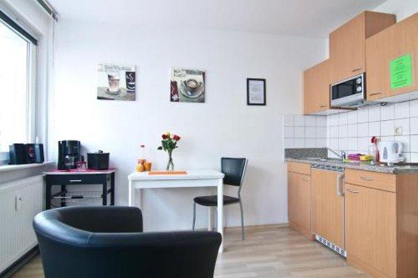 Top Apartments in zentraler Lage - 24