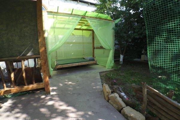 Зеленый - фото 23