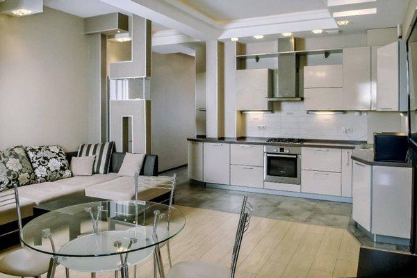 Апартаменты Hi-Tech Home на Первомайской 13 - 11