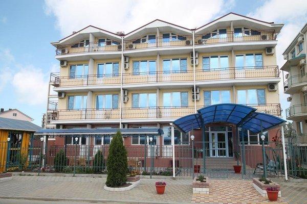 Отель Эдельвейс - фото 19