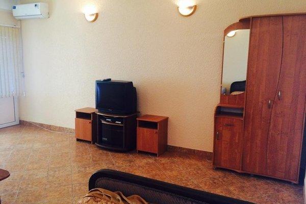 Отель Эдельвейс - фото 11