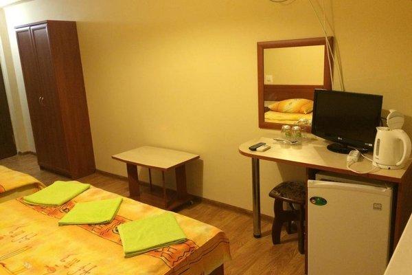 Отель Эдельвейс - фото 4