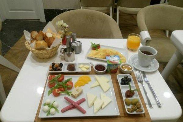 Astan Hotel Taksim - 16