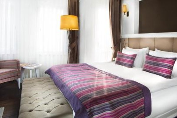 Astan Hotel Taksim - 3