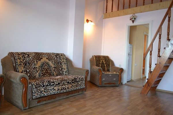 Апартаменты Эллинг В Алуште - фото 24