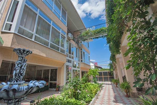 Отель «Альбина» - фото 22