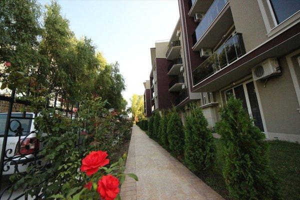 Menada Vip Park Apartments - фото 15