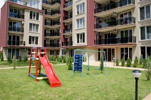 Menada Vip Park Apartments - фото 3