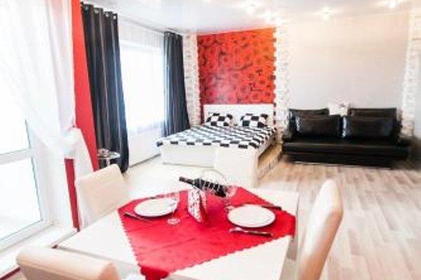Beautiful Apartments на Поповича 10-87 - фото 14