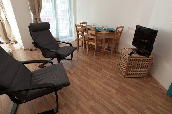 Elen's Aparthotel Prague - фото 7
