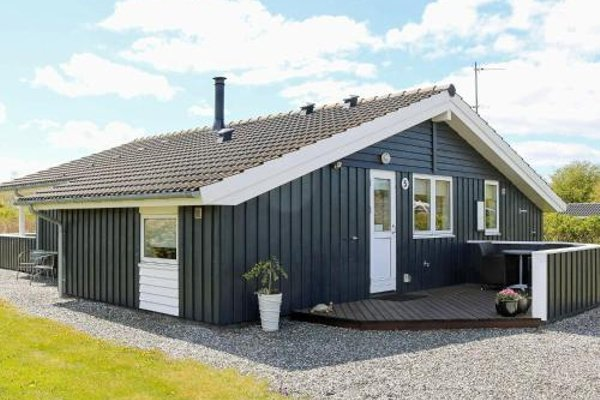 Three-Bedroom Holiday home in Hadsund 34 - фото 12