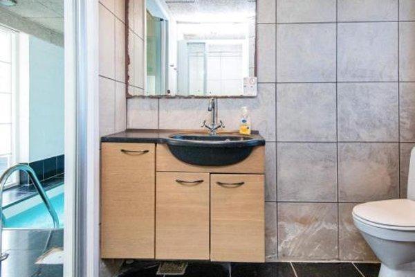 Three-Bedroom Holiday home in Allingabro 6 - фото 15