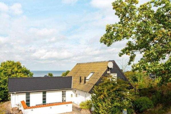 Three-Bedroom Holiday home in Allingabro 6 - фото 22